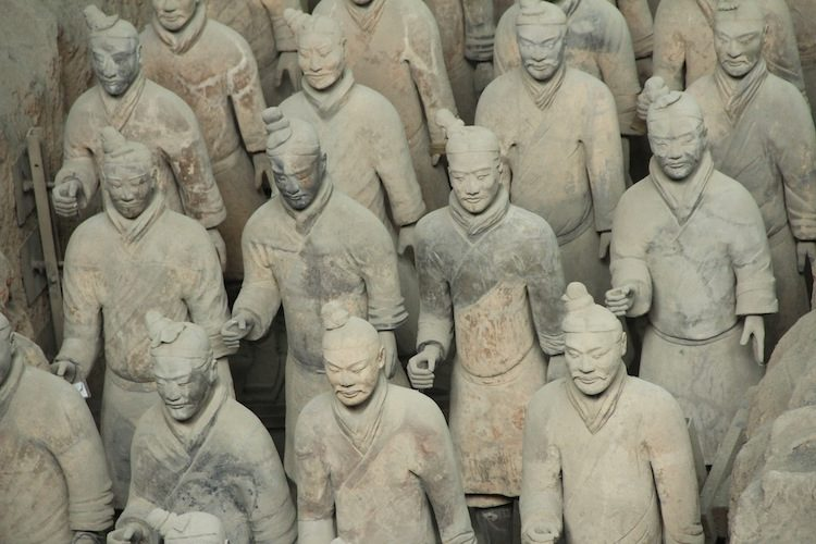 China - Terracotta warriors