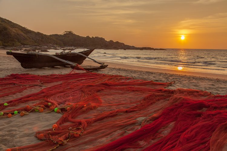 india-goa-beach-sunset